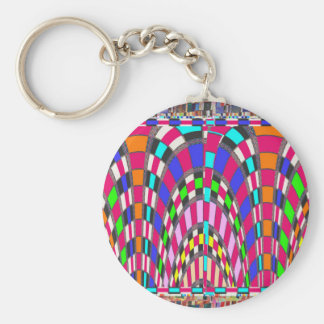 Energy Healing Goodluck Art for people in Stress Keychain