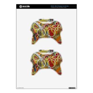 Energy II Xbox 360 Controller Skin