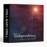 Energy Independence Binder