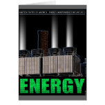 Energy Independence Card