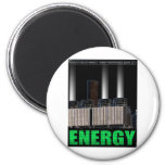 Energy Independence Refrigerator Magnets