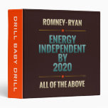 Energy Independent By 2020 Binders