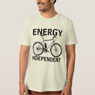 Energy Independent, Oil Free Transportation T-Shirt