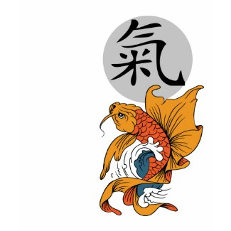 Energy Kanji shirt