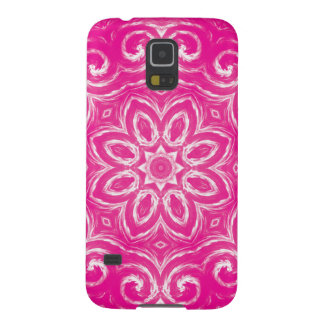 Energy Mandala - Pink Case For Galaxy S5