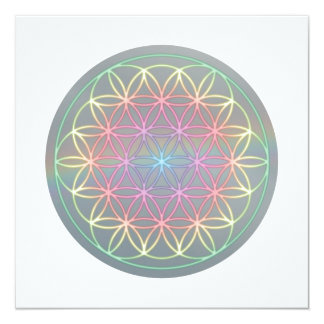 Energy map ~ Healing For Femininity ~ flower… Personalized Announcements
