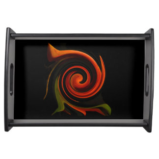 Energy of Creation Serving Tray