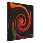 Energy of Creation Stretched Canvas Prints