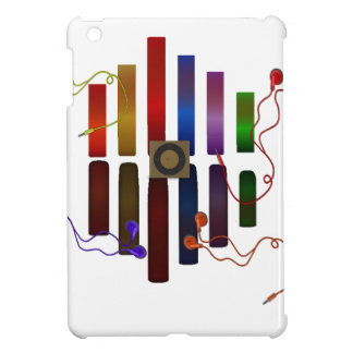 Energy of the sound iPad mini cover