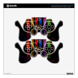 Energy of the sound PS3 controller decal