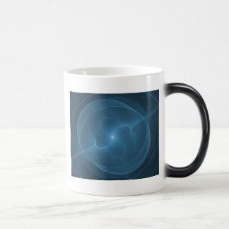 Energy Orb Blue Magic Mug