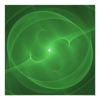 Energy Orb Green Card
