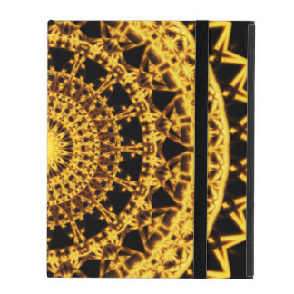 Energy Prism Mandala iPad Cover