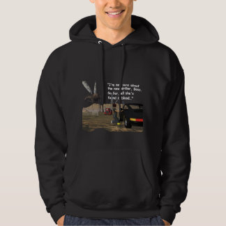 Energy Production - Mosquito Driller Hoodie
