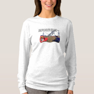 Energy Production - Oil Field - Whipstock T-Shirt