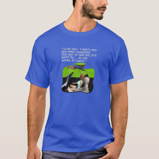 Energy Production - Wind Farm - T-Shirt