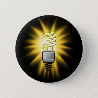 Energy Saver Light Bulb - A Bright Idea Button
