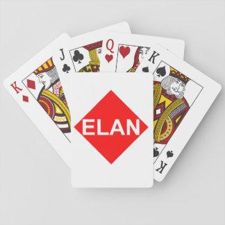 energy spielkarten playing cards
