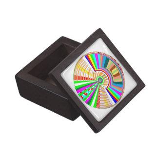Energy Spinning Wheel Premium Jewelry Boxes