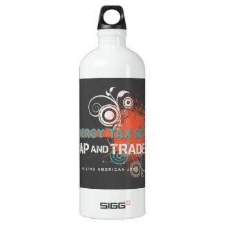 Energy Tax Scam SIGG Traveler 1.0L Water Bottle