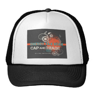Energy Tax Scam Trucker Hat