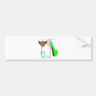 ENERGY TO RESELL 69 png Bumper Stickers