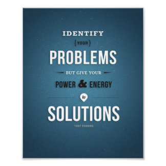 "Energy To Solutions - 8""x10"" Art Print"