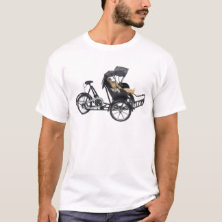 EnergyEfficientRickshaw112709 copy T-Shirt