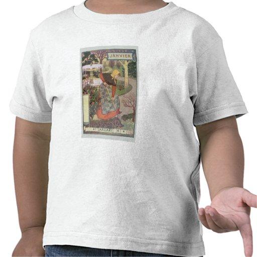 Enero Camisetas