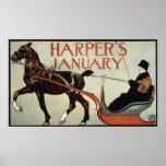Enero de Harper Impresiones