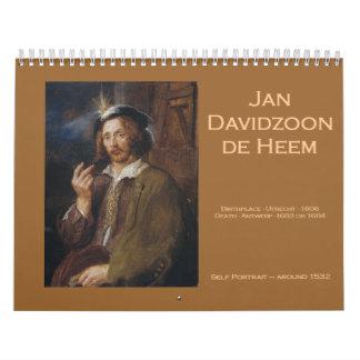 Enero de Heem - calendario 2013