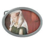 Enero Eyck- Juan Arnolfini y su esposa Hebillas Cinturon
