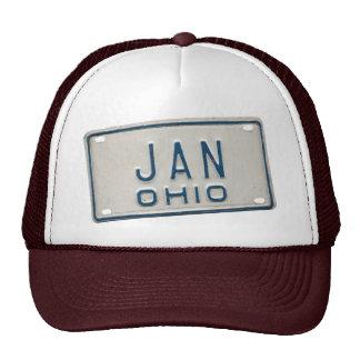 Enero Ohio Gorras