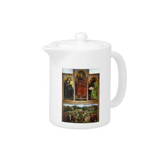 Enero van Eyck- God el padre