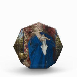 Enero van Eyck- Madonna en la fuente