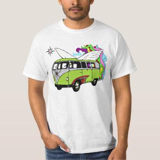 ENFAMTREE- Making moves bomber bus T Shirt