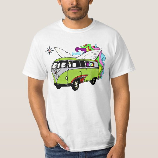ENFAMTREE- Making moves bomber bus T-Shirt