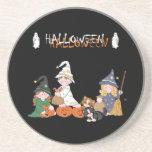 Enfants � Halloween - Posavasos Personalizados