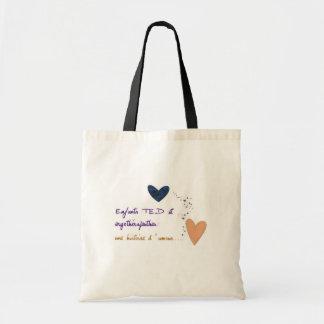 Enfants TED et ergo Tote Bag