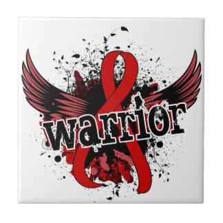 Enfermedad cardíaca del guerrero 16 tejas