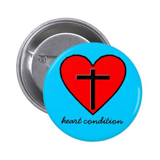 enfermedad cardíaca pin
