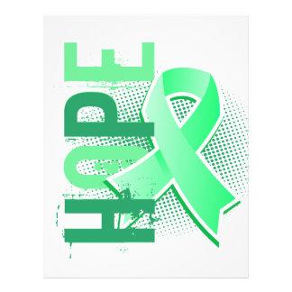 """Enfermedad celiaca de la esperanza 2 folleto 8.5"""" x 11"""""""