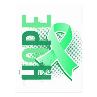 Enfermedad celiaca de la esperanza 2 tarjeta postal