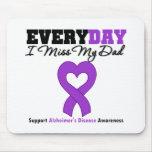 Enfermedad de Alzheimer cada Srta. My Dad del día  Alfombrillas De Ratones