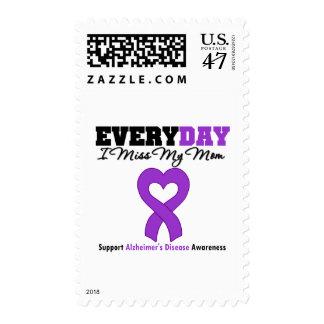 Enfermedad de Alzheimer cada Srta. My Mom del día Sello Postal