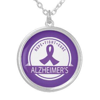 Enfermedad de Alzheimer de la curación de la lucha Joyeria Personalizada