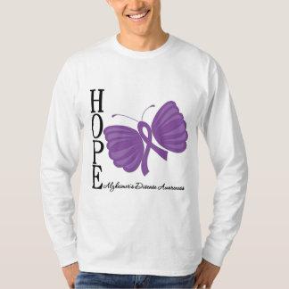 Enfermedad de Alzheimer de la mariposa de la Polera