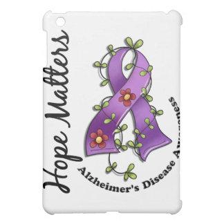 Enfermedad de Alzheimer de las materias de la espe