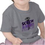 Enfermedad de Alzheimer del tornillo Camiseta