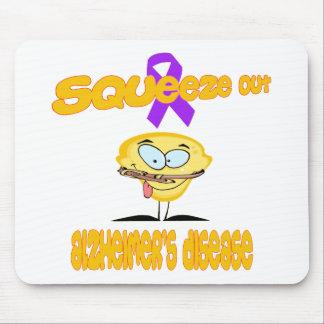 Enfermedad de Alzheimer Tapetes De Ratón